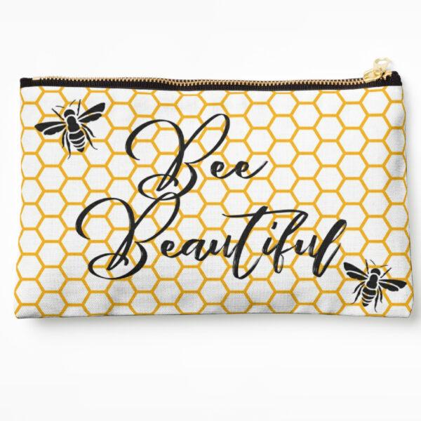 bee-beauitful-honeycomb-make-up-bag-yellow-blackclose-up