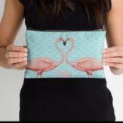 flamingo-on-aqua-pattern-make-up-bag-beauty-cosmetics-personalised
