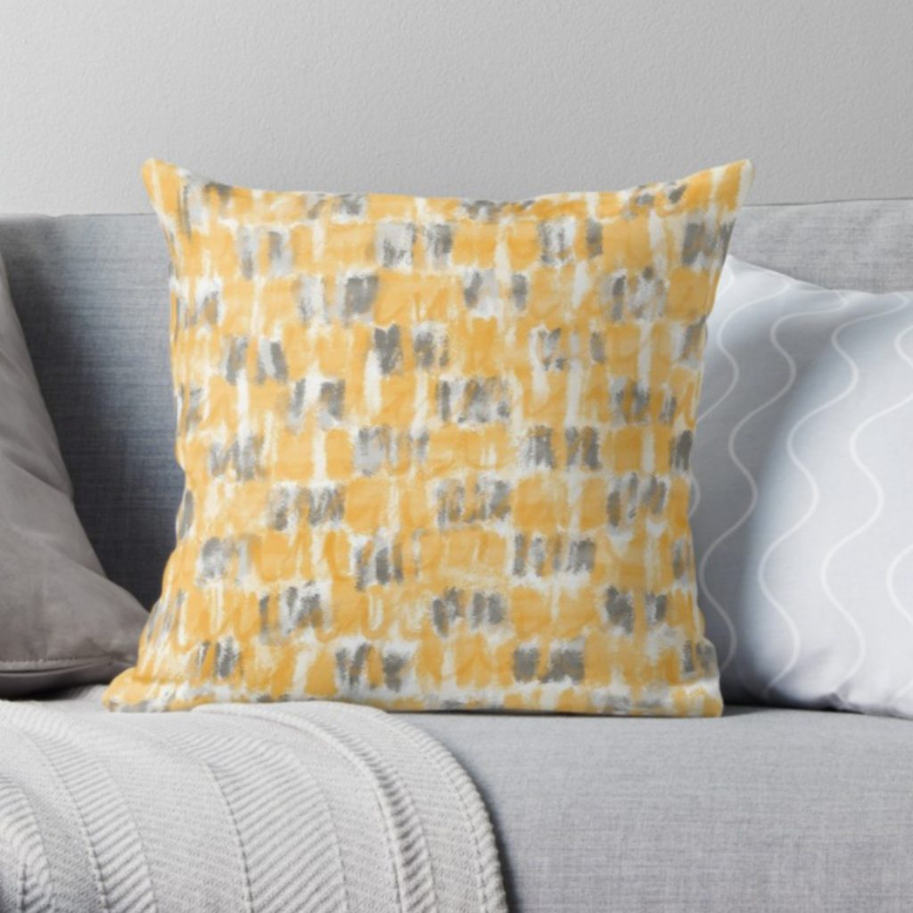 mustard-and-grey-modern-throw-pillowcushion-hand-drawn