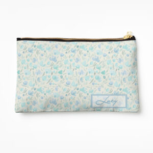 blue-delicate-floral-personalised-make-up-bag